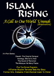 Islam Rising DVD Cover